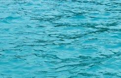 De tropische Strand Mooie van de overzeese van het het zandstrand de zomerlente blauwe oceaan Stock Fotografie