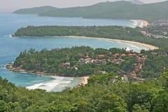 De Tropische Stranden van Thailand Royalty-vrije Stock Foto