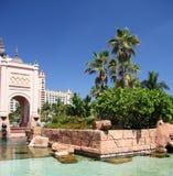 De tropische Toevlucht van het Hotel royalty-vrije stock foto's
