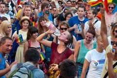 De Trots 2012 van Boedapest Stock Afbeeldingen