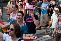 De Trots 2012 van Boedapest Stock Foto's