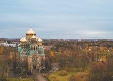 De trots van Karosta, Liepaja Royalty-vrije Stock Foto's
