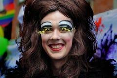 De Trots van Kopenhagen - vrolijk festival 2012 Royalty-vrije Stock Fotografie