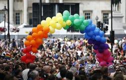 2013, de Trots van Londen Stock Foto