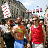 2013, de Trots van Londen Stock Afbeeldingen