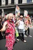 2013, de Trots van Londen Royalty-vrije Stock Foto
