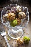 De truffel van de chocolade Royalty-vrije Stock Afbeelding
