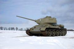 De Tsjechische Republiek van Hrabyne van het Museum van het leger stock afbeeldingen