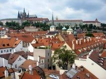 De Tsjechische Republiek van Praag Royalty-vrije Stock Afbeelding