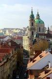 De Tsjechische Republiek van Praag Royalty-vrije Stock Fotografie