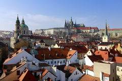 De Tsjechische Republiek van Praag Stock Afbeelding