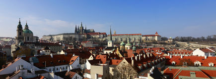 De Tsjechische Republiek van Praag Royalty-vrije Stock Afbeeldingen