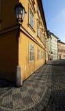 De Tsjechische Republiek van Praag Stock Fotografie