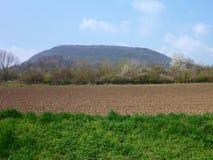 De Tsjechische traditionele nationale berg scheurt Stock Foto's