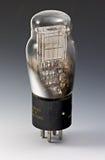 De tube électronique antique Photographie stock