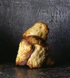 De tuile koekjes van de amandel Royalty-vrije Stock Fotografie