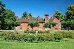 De Tuin, Baddesley Clinton, Warwickshire royalty-vrije stock fotografie