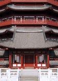 De Tuin Expo, Yongding-toren van Peking Stock Afbeeldingen