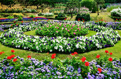 De tuin sier royalty-vrije stock afbeeldingen