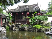 De Tuin van China Stock Fotografie
