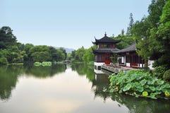 De Tuin van China Royalty-vrije Stock Afbeeldingen