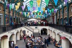De Tuin van Covent in Londen Stock Fotografie