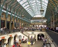 De Tuin van Covent, Londen Stock Foto's
