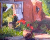 De tuin van de adobe Stock Afbeeldingen