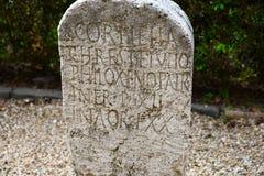 De Tuin van de Diocletian-Baden Stock Afbeelding