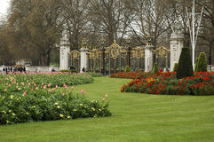 De Tuin van de Koningin Stock Foto