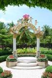 De tuin van de liefde Royalty-vrije Stock Afbeeldingen