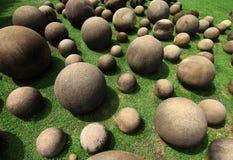 De Tuin van de steen Stock Foto