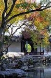 De tuin van de Suzhou bescheiden beheerder Stock Afbeelding
