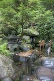 De tuin van de ziel Stock Afbeeldingen