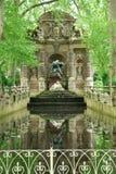 De Tuin van fontein-Luxemburg van Medici royalty-vrije stock fotografie