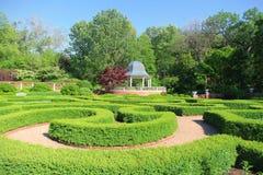 De tuin van heilige Louis Botanical Stock Afbeelding