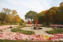 De Tuin van het Central Park Royalty-vrije Stock Foto's