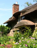 De tuin van het Dal van Thornton stock foto