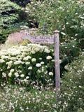 De tuin van het Highclarekasteel royalty-vrije stock afbeelding