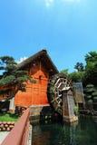 De Tuin van het huis in Hongkong Stock Foto's