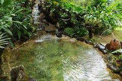De tuin van het landschap Royalty-vrije Stock Afbeelding