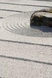De tuin van het zand Royalty-vrije Stock Foto