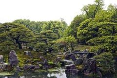 De tuin van Japan Royalty-vrije Stock Foto's