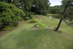 De tuin van Japan Royalty-vrije Stock Fotografie