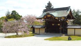 De tuin van Kyoto Stock Fotografie