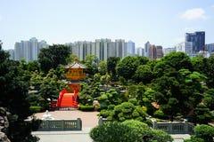 De Tuin van Lian van Nan Royalty-vrije Stock Fotografie