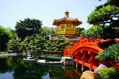 De Tuin van Lian van Nan stock foto's