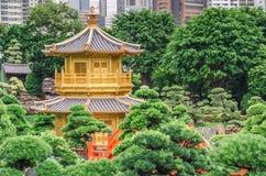 De Tuin van Lian van Nan Stock Afbeelding