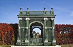 De tuin van Schonbrunn Stock Foto