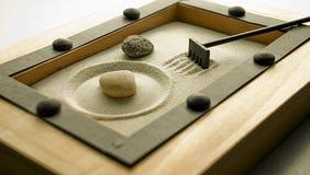 De tuin van Zen royalty-vrije stock afbeelding